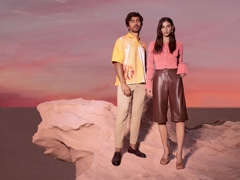 FRAME PUBLICITY TO REPRESENT BLOOMINGDALE'S ACROSS THE MIDDLE EAST