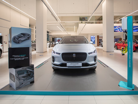 Alfardan Premier Motors Introduces the New All-electric Jaguar I-PACE for the First Time in Qatar
