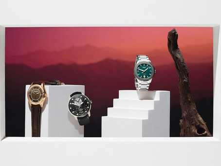 NET-A-PORTER AND MR PORTER LAUNCH STRATEGIC PARTNERSHIP AND CUSTOMER CAMPAIGN WITH WATCHES & WONDERS
