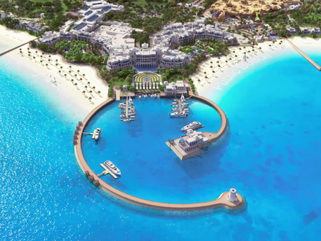 Hilton Salwa Beach Resort & Villas Begins Welcoming Guests with New Accommodation and Dining Options