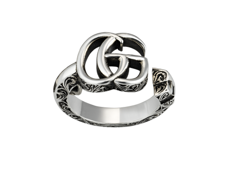 GUCCI - THE GG MARMONT SILVER JEWELRY LINE