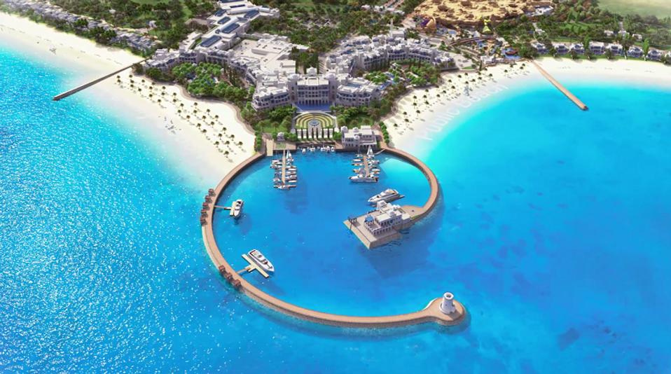 Hilton Salwa Beach Resort & Villas _ Ove