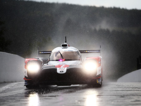 GAZOO Racing achieves spectacular one-two finish in Belgium at Total 6 Hours of Spa-Francorchamps