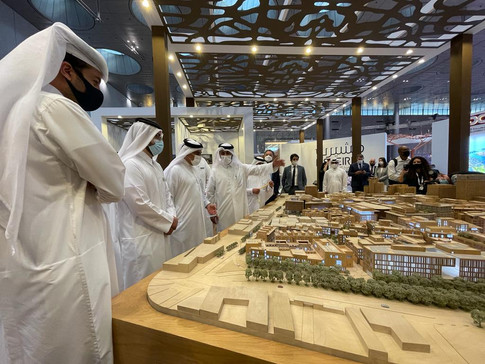 Msheireb Properties showcases townhouses, apartments and commercial offerings at Cityscape Qatar2021