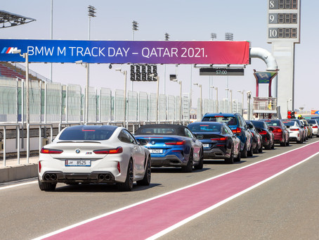 Alfardan Automobiles reveals the all-new BMW M3 Sedan and BMW M4 Coupé models at BMW M Track Day