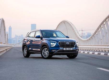 Hyundai launches its all-new and more powerful CRETA vehicle