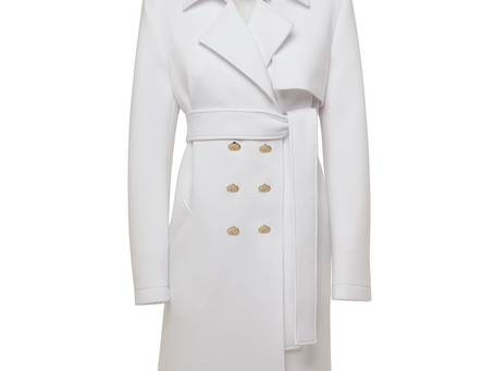 GENNY PRESENTS THENEW HIGH PROTECTION TRENCH