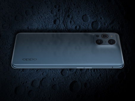 OPPO Stands Out from Competition on World Music Day with Dolby Atmos®-Powered Find X3 Pro Smartphone