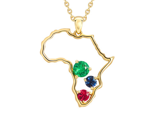 Gemfields pays a charitable tribute to the 'Big Three' coloured gemstones