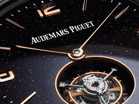 CODE 11.59 BY AUDEMARS PIGUET SELFWINDING FLYING TOURBILLON AN AIR OF CLEAR NIGHT SKY