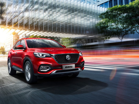 MG HS.. The Sportiest SUV in Qatar with Elegant sporty design, classy interior and powerful engine