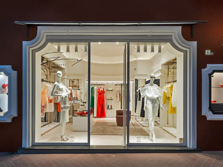 Genny celebrates the arrival of the summer with a new boutique on the island of Capri