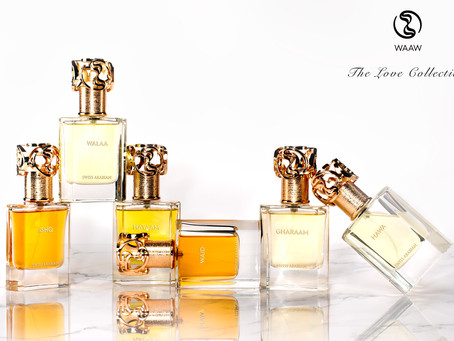LOVE IS IN THE AIR WITH SWISS ARABIAN'S TOP 6 FRAGRANCES FOR VALENTINE'S DAY