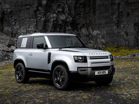 LAND ROVER DEFENDER GAINS PLUG-IN HYBRID ELECTRIC POWER, SIX-CYLINDER DIESEL AND NEW X-DYNAMIC MODEL