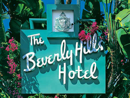 Galeries Lafayette Doha launches worldwide exclusive The Beverly Hills Hotel Popup