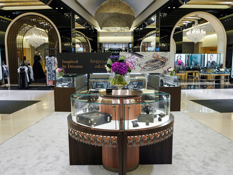 FIFTY ONE EAST WELCOMES PATRONS AT ITS 'WATCHES & JEWELLERY WEEK'