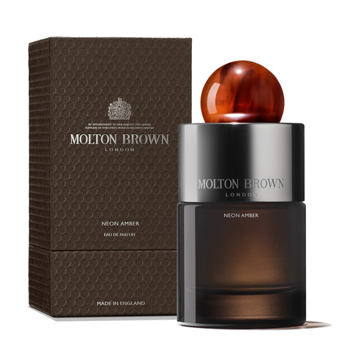 Molton Brown Launches Neon Amber Collection