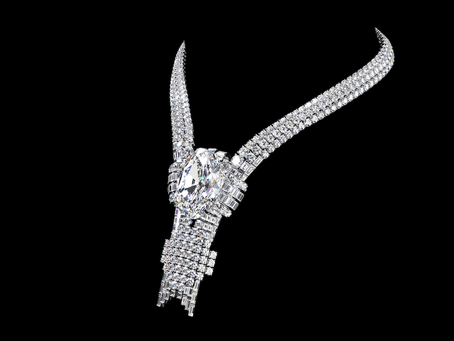 TIFFANY & CO. PRESENTS OVER 500 DESIGNS IN ITS LARGEST EVER SHOWING OF HIGH JEWELRY IN CHINA
