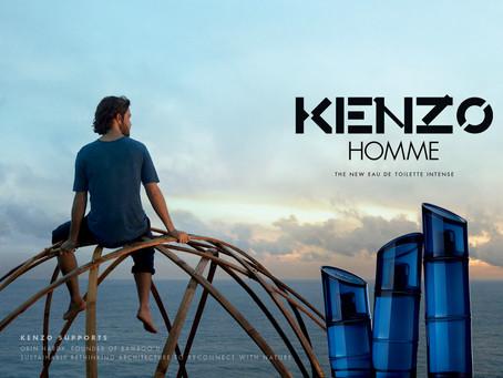 KENZO HOMME - Eau de Toilette Intense