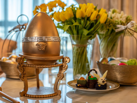 Make Yours an Easter Extravaganza at Palazzo Versace Dubai