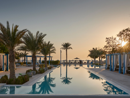 A RAMADAN EXPERIENCE THAT FEELS LIKE NOWHERE ELSE AT HILTON SALWA BEACH RESORT & VILLAS