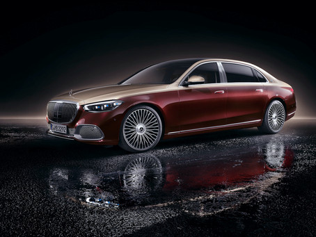 The new Mercedes-Maybach S-Class A new definition of luxury