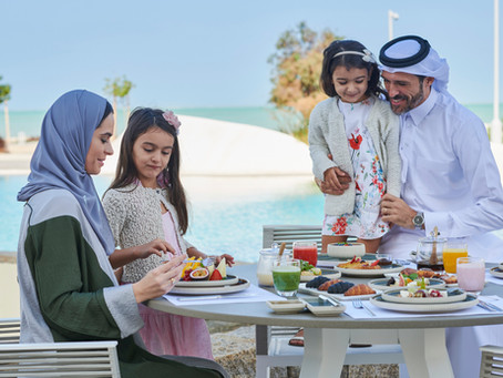 ZULAL WELLNESS RESORT RAISES AWARENESS ON THE IMPORTANCE OF FAMILY WELLNESS