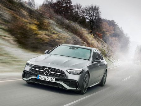 The new Mercedes-Benz C-Class: Sedan - This is how inspiring the comfort zone can be