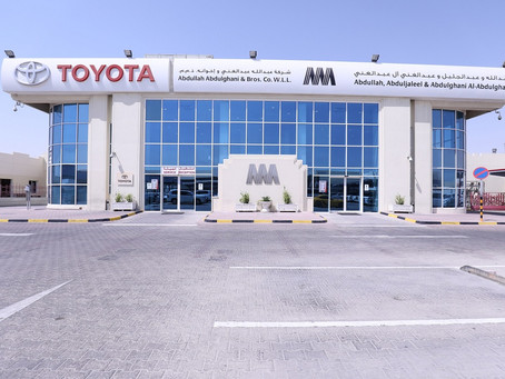AAB COMMITTED TO PROVIDE THE BEST OWNErSHIP EXPERIENCE TO TOYOTA & LEXUS CUSTOMERS