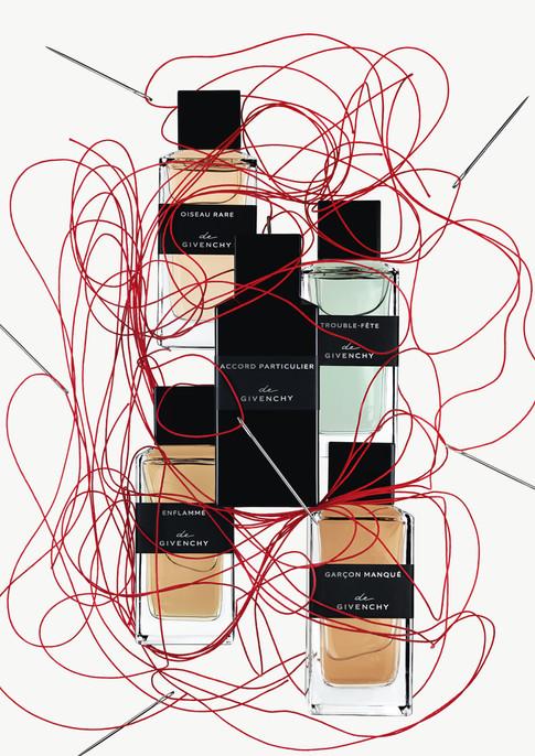 Givenchy Parfums Introduces NEW Désinvolte