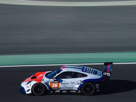 UAE-BASED GPX RACING SCORE ITS FIRST VICTORY AT ITS HOME CIRCUIT AT THE 24 HOURS OF DUBAI ENDURANCE