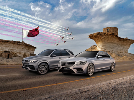Nasser Bin Khaled Automobiles presents Special Offer on Mercedes-Benz celebrating Qatar National Day