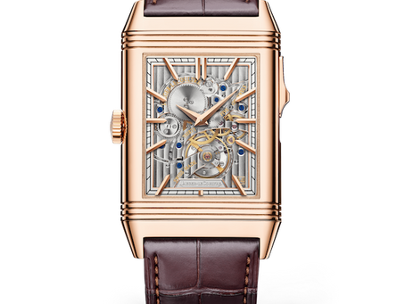 JAEGER-LECOULTRE PRESENTS THE REVERSO TRIBUTE MINUTE REPEATER