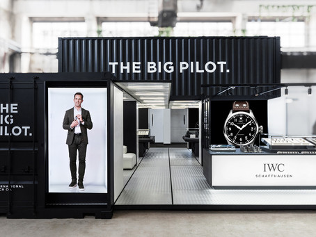 THIS IS THE BIG PILOT: MEETING A CULTURAL ICON WITH IWC IN SHANGHAI