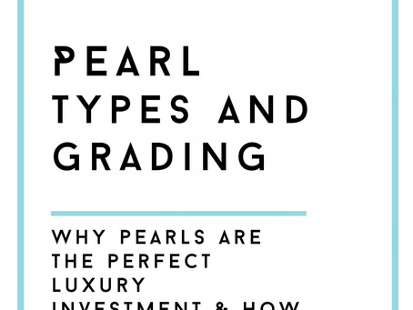 Get in the Pearl: An Extensive Seminar on Pearl Types & Grading