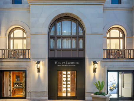 Henry Jacques opens first boutique in USA