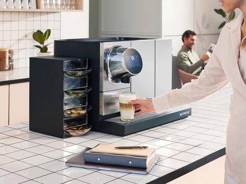 NESPRESSO PROFESSIONAL LAUNCHES THE NESPRESSO MOMENTO COFFEE & MILK MACHINE