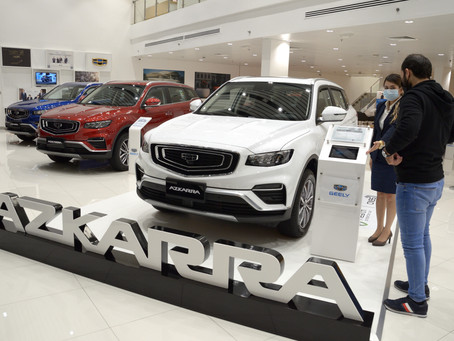 First deliveries of The All-New Azkarra in Qatar