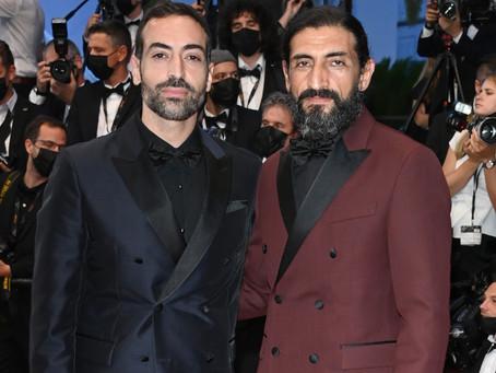 Mohammed Al Turki, Numan Acar and Oscar Morgan in BOSS
