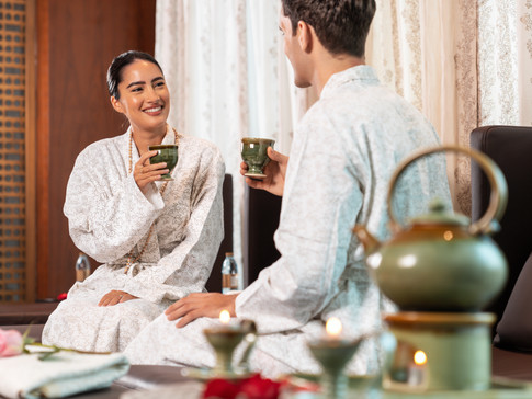 DISCOVER AUTHENTIC SPA TREATMENTS ROOTED IN THE WELLNESS TRADITIONS OF INDIA WITH JIVA SPA
