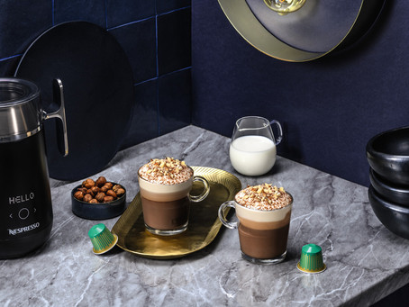 'TIS THE SEASON TO SURPRISE AND DELIGHT, NESPRESSO WELCOMES YOU TO CASA NESPRESSO
