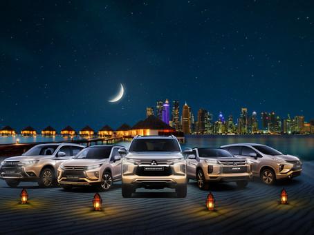 Qatar Automobiles Company launches Special Ramadan Offer on a wide range of Mitsubishi SUVs in Qatar