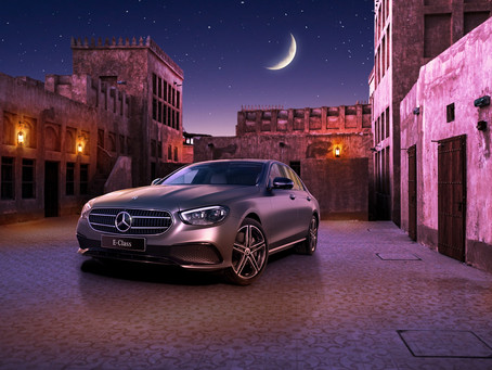 NBK Automobiles presents Special Offer on Mercedes-Benz cars celebrating the holy month of Ramadan
