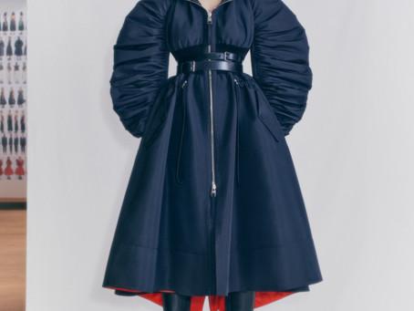 Alexander McQueen Pre-AW21 Womenswear Collection