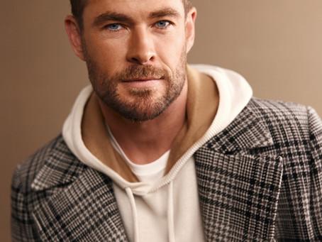Chris Hemsworth for BOSS FW21