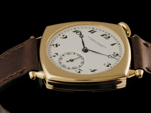 Vacheron Constantin - The iconic American 1921 watch faithfully recreated as if in 1921