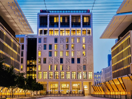 MANDARIN ORIENTAL, DOHA WHERE LUXURY MEETS HERITAGE IN THE HEART OF THE CITY OF DOHA
