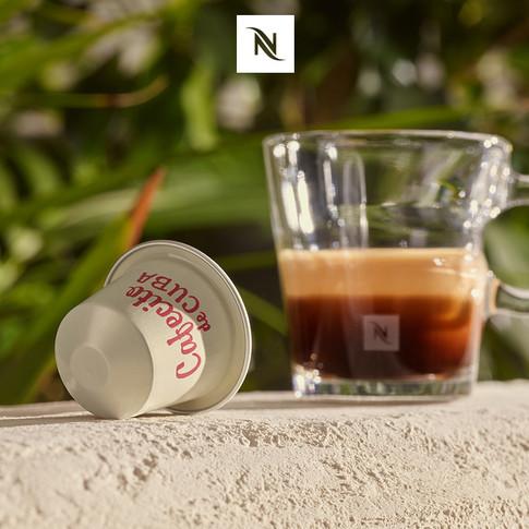 Nespresso introduces Cafecito de Cuba, the first Cuban blend under its Reviving Origins program