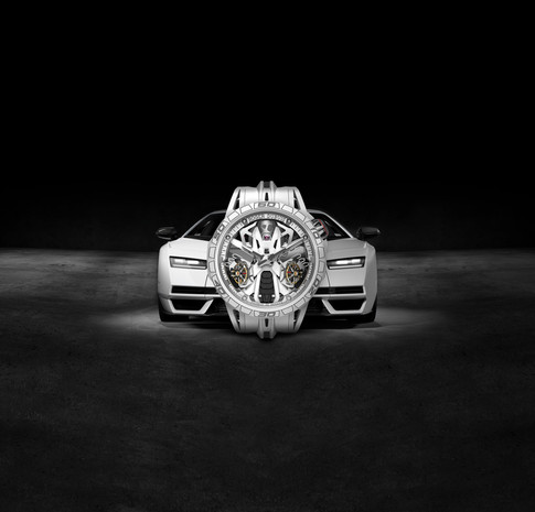 ROGER DUBUIS - NEW EXCALIBUR SPIDER COUNTACH DT/X: GET READY FOR THE LEGENDARY RACE OF A LIFETIME