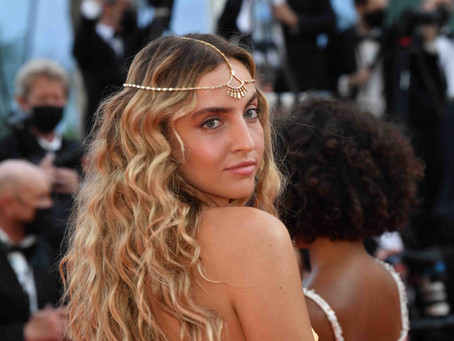 MESSIKA - CELEBRITIES ON THE RED CARPET AT THE CANNES FILM FESTIVAL